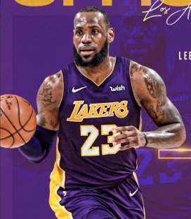 LeBron James biography  8cead18ba