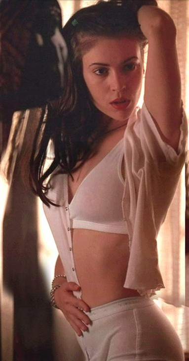 Alyssa Milano Photo Who2
